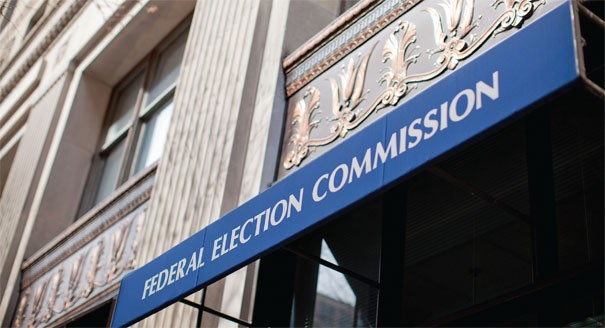 Clinton breaks FEC law