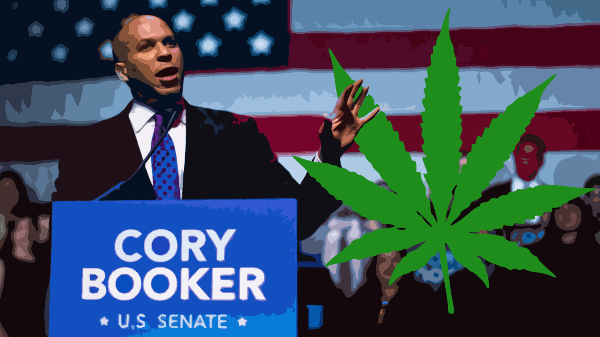 Cory Booker Marijuana Bill Deserves Progressive Support