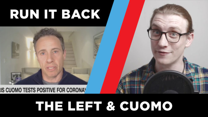 Run it Back episode 1, the left and cuomo