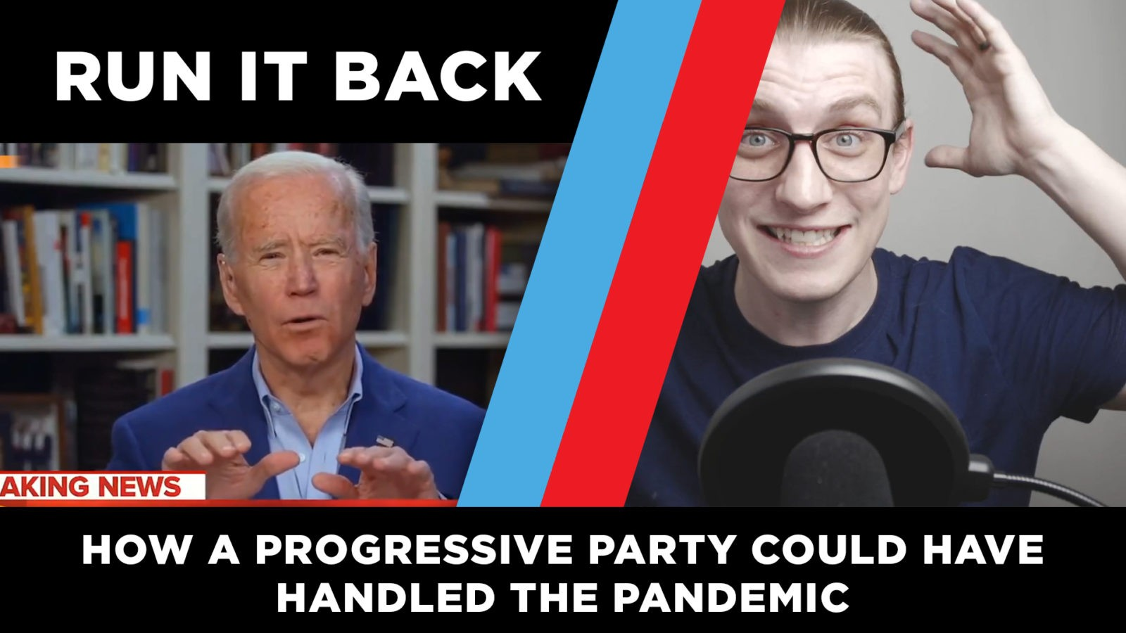 VIDEO:  How a Progressive Democratic Party Could Have Responded to Coronavirus
